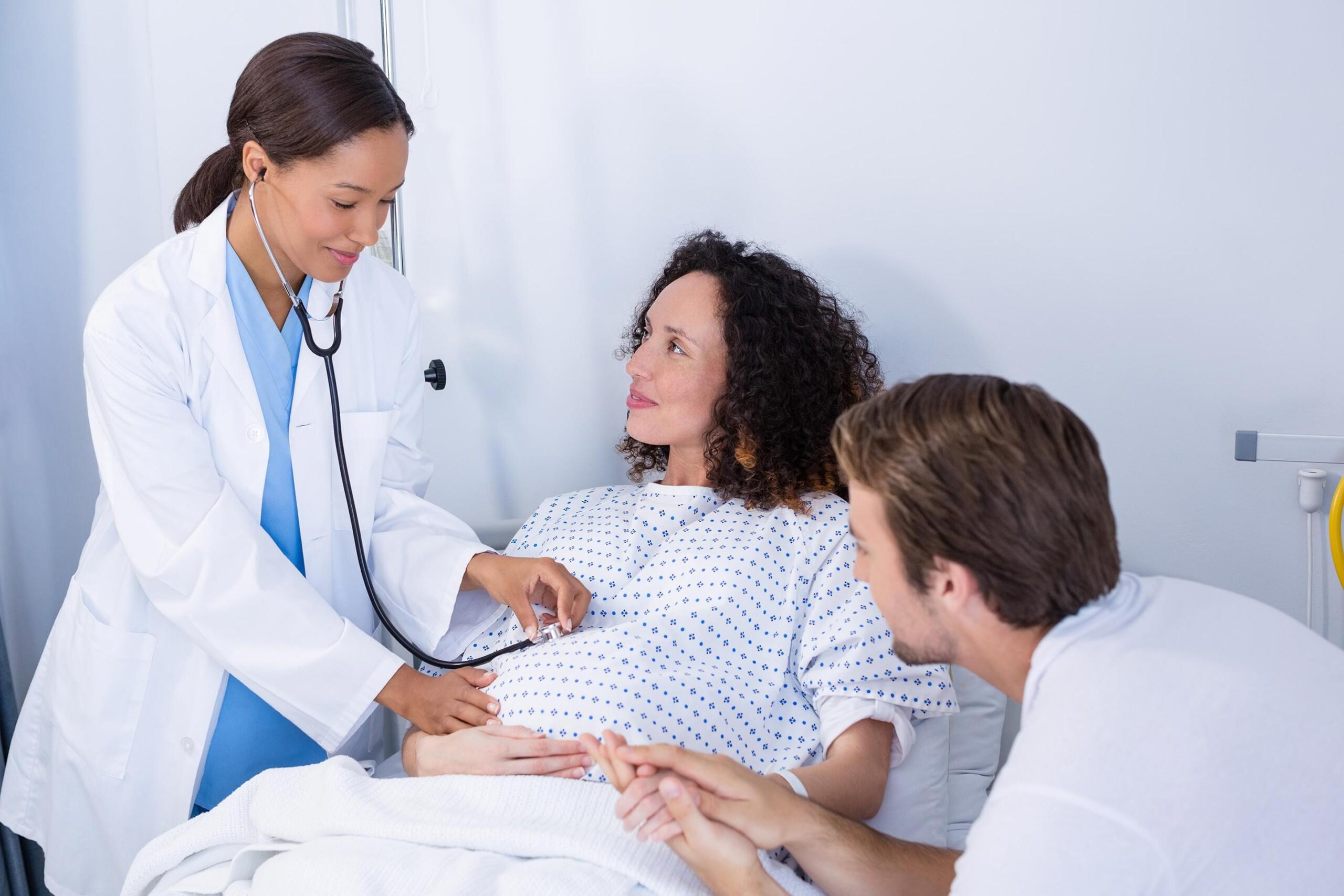 Co spakować do szpitala na poród?