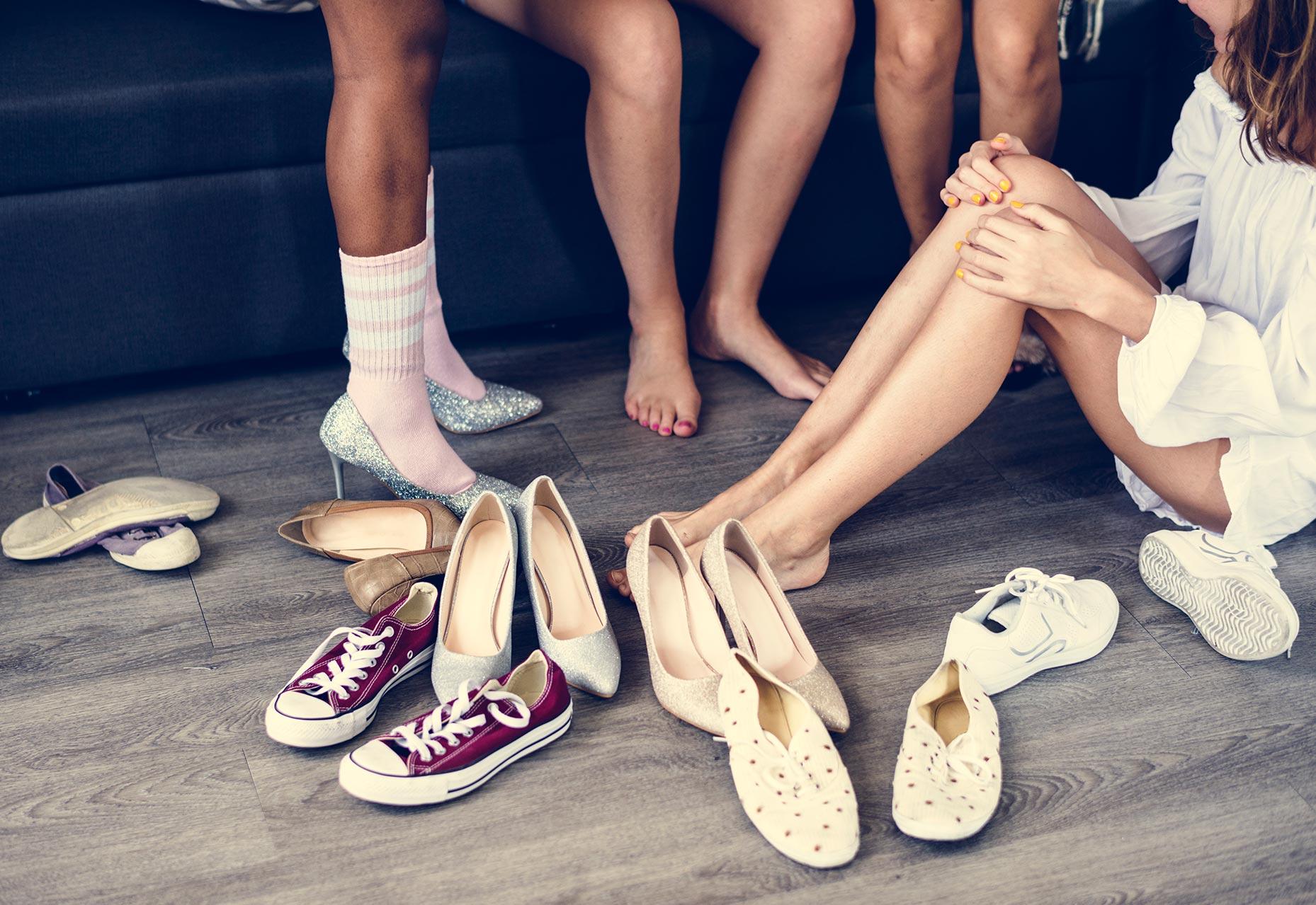 Buty, które każda kobieta musi mieć w swojej szafie