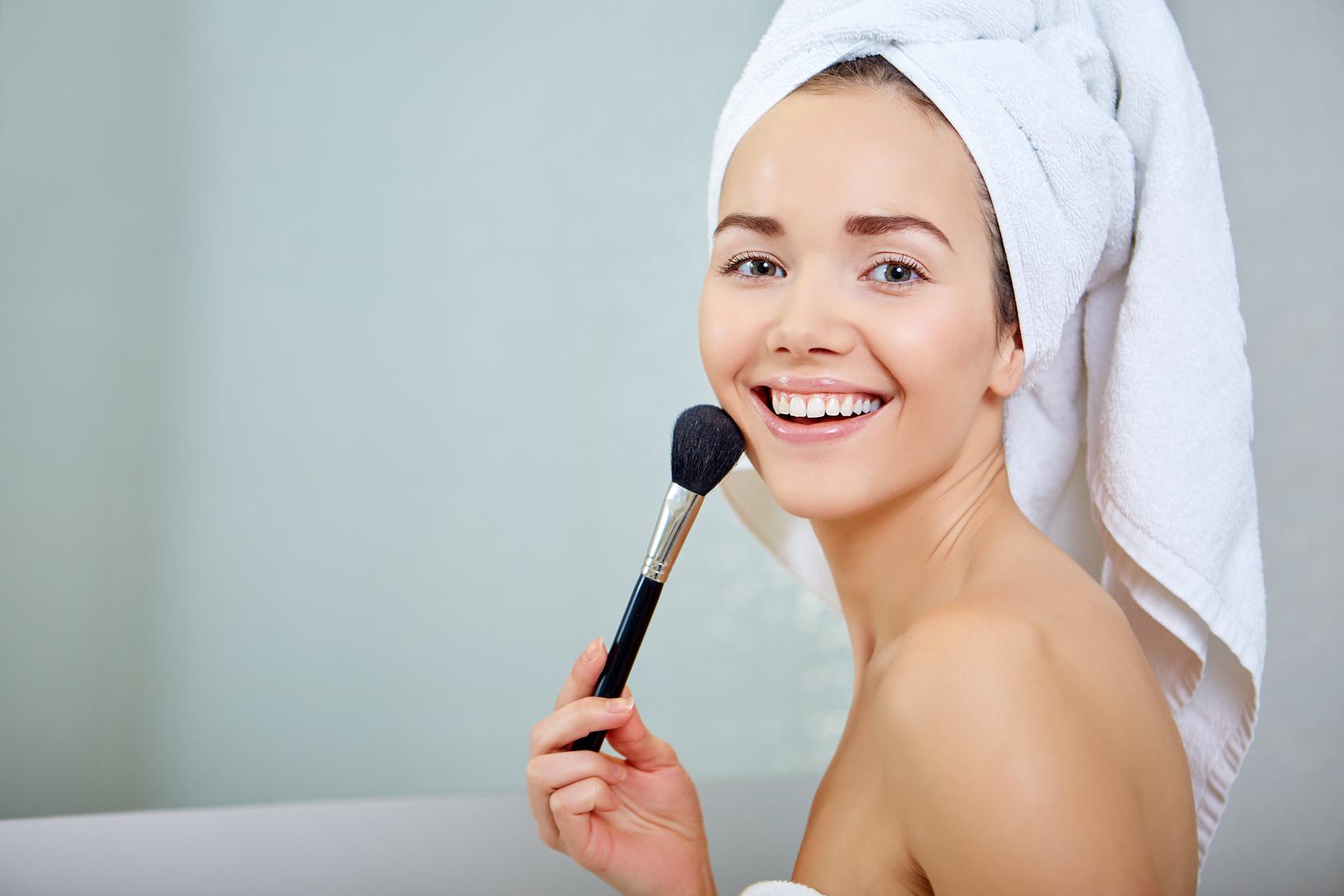 Codzienny makijaż dla początkujących, zobacz!